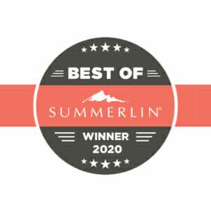 Best of Summerlin Award Badge