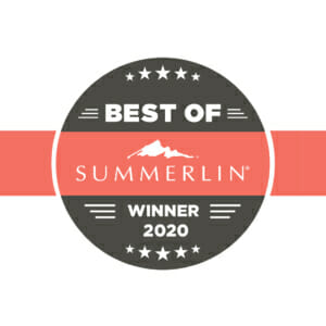 Best of Summerlin Award Badge